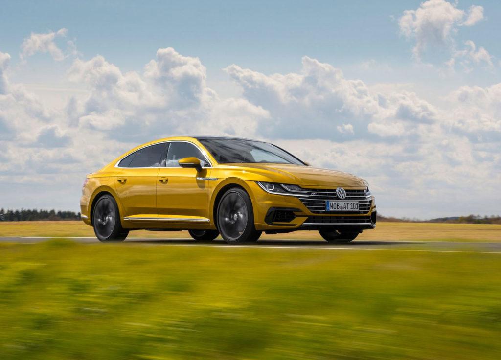 El Volkswagen Arteon llega a los concesionarios Motorsol
