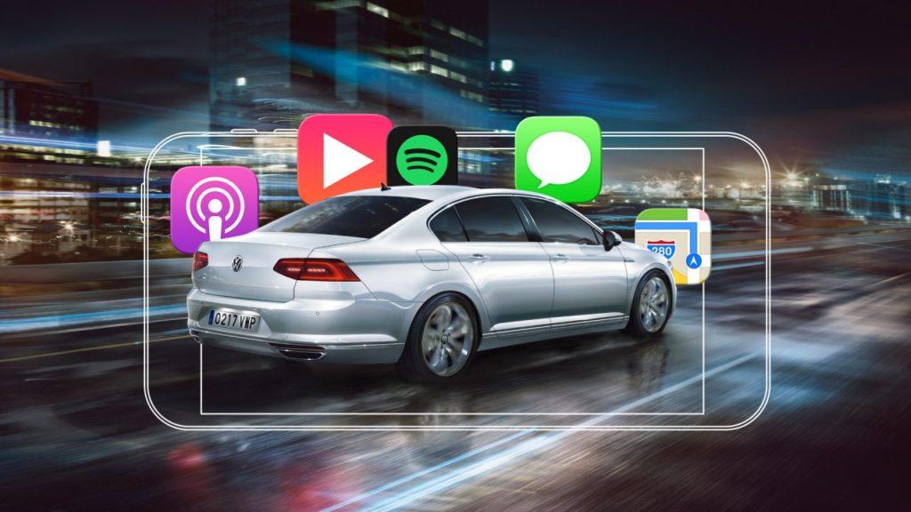Conecta con tu Volkswagen gracias al Volkswagen Connect