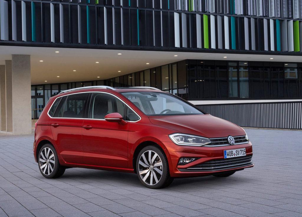 Nuevo Volkswagen Golf Sportsvan, espacioso y deportivo