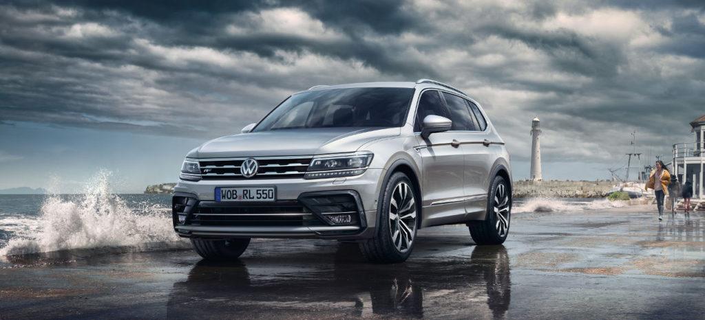 Volkswagen Tiguan Allspace R-Line, el SUV deportivo de 7 plazas