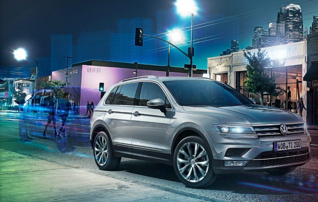 La versión más tecnológica del nuevo Volkswagen Tiguan