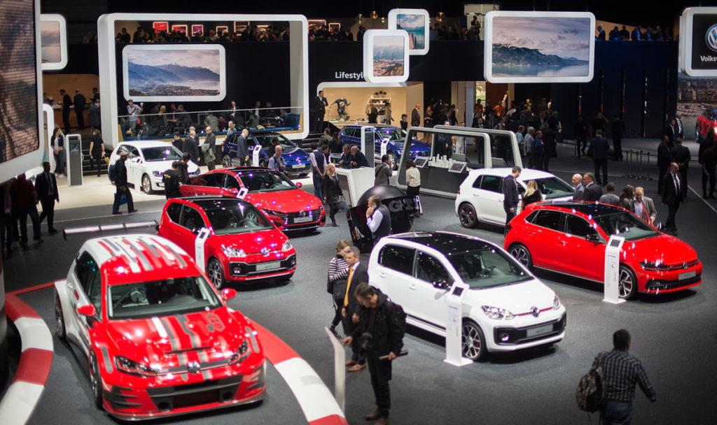 Novedades de Volkswagen en el Salón de Ginebra 2018