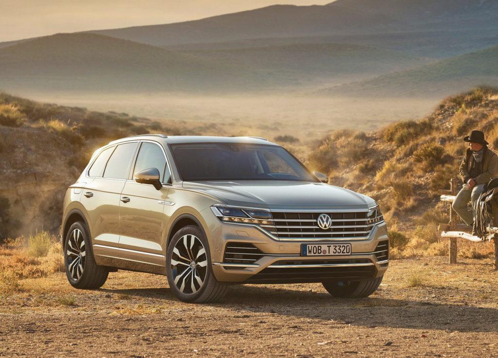 Nuevo Volkswagen Touareg, la revolución de los SUV