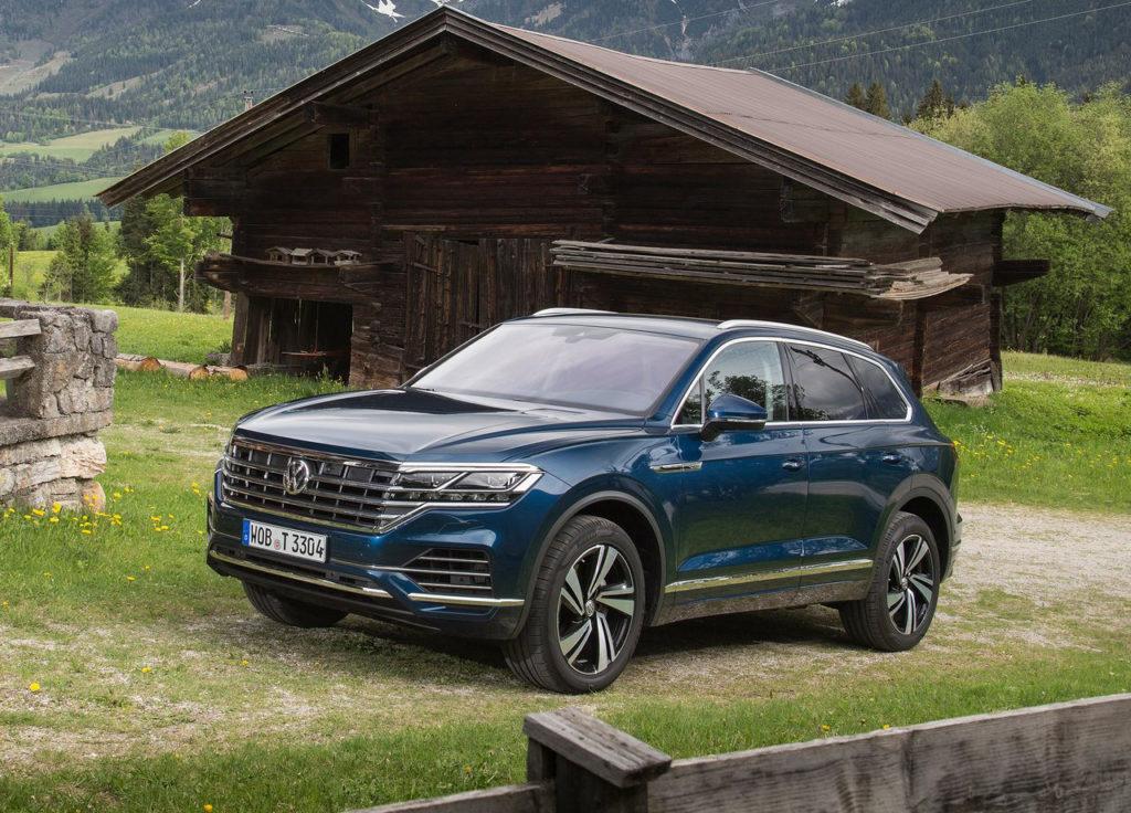 El nuevo Volkswagen Touareg ya está a la venta