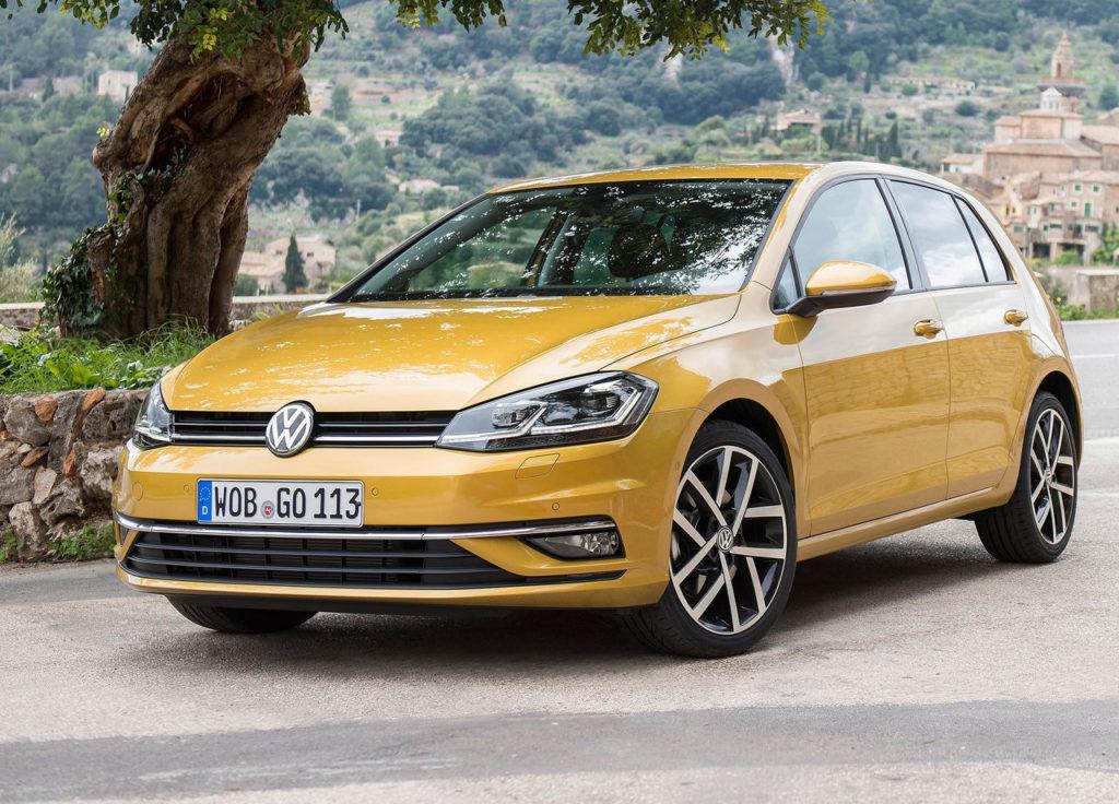 Volkswagen Golf TGI, nueva apuesta por el gas natural comprimido