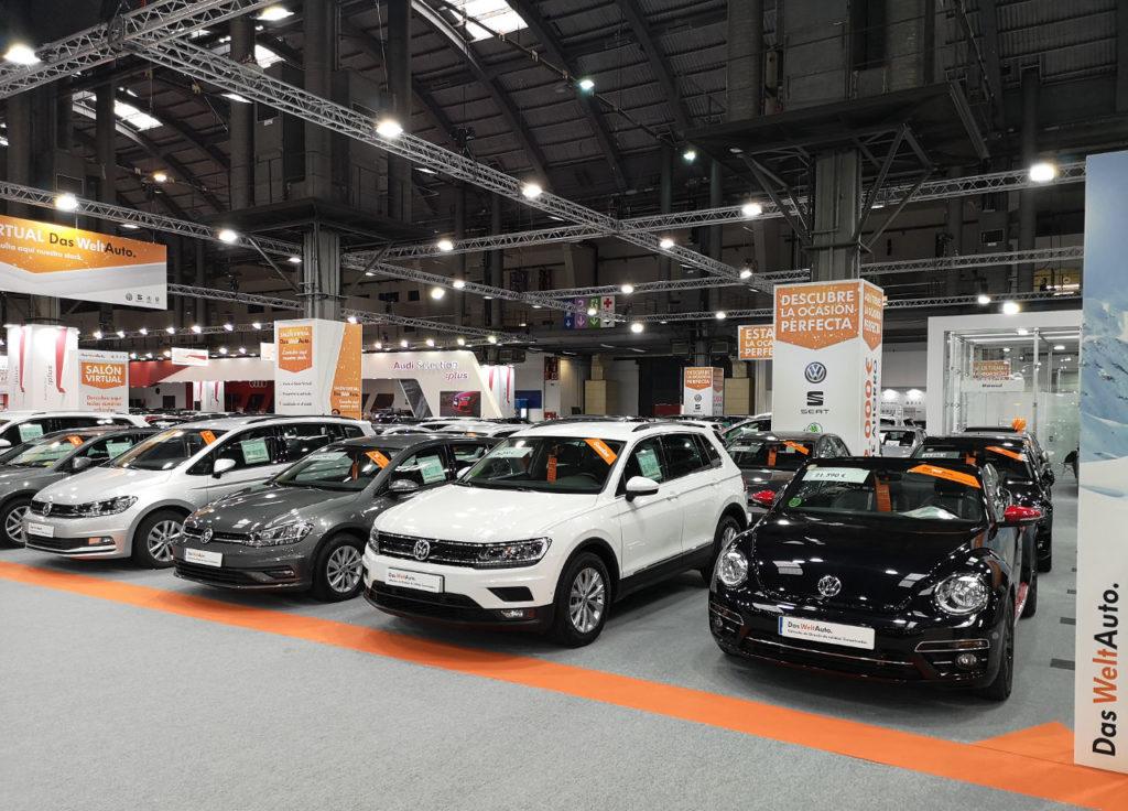 Motorsol Volkswagen en el Salón Ocasión 2018