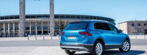 Tu Volkswagen Tiguan Edition por menos de lo que imaginas