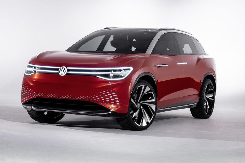 Nuevo Volkswagen ID. ROOMZZ, un gran SUV eléctrico autónomo