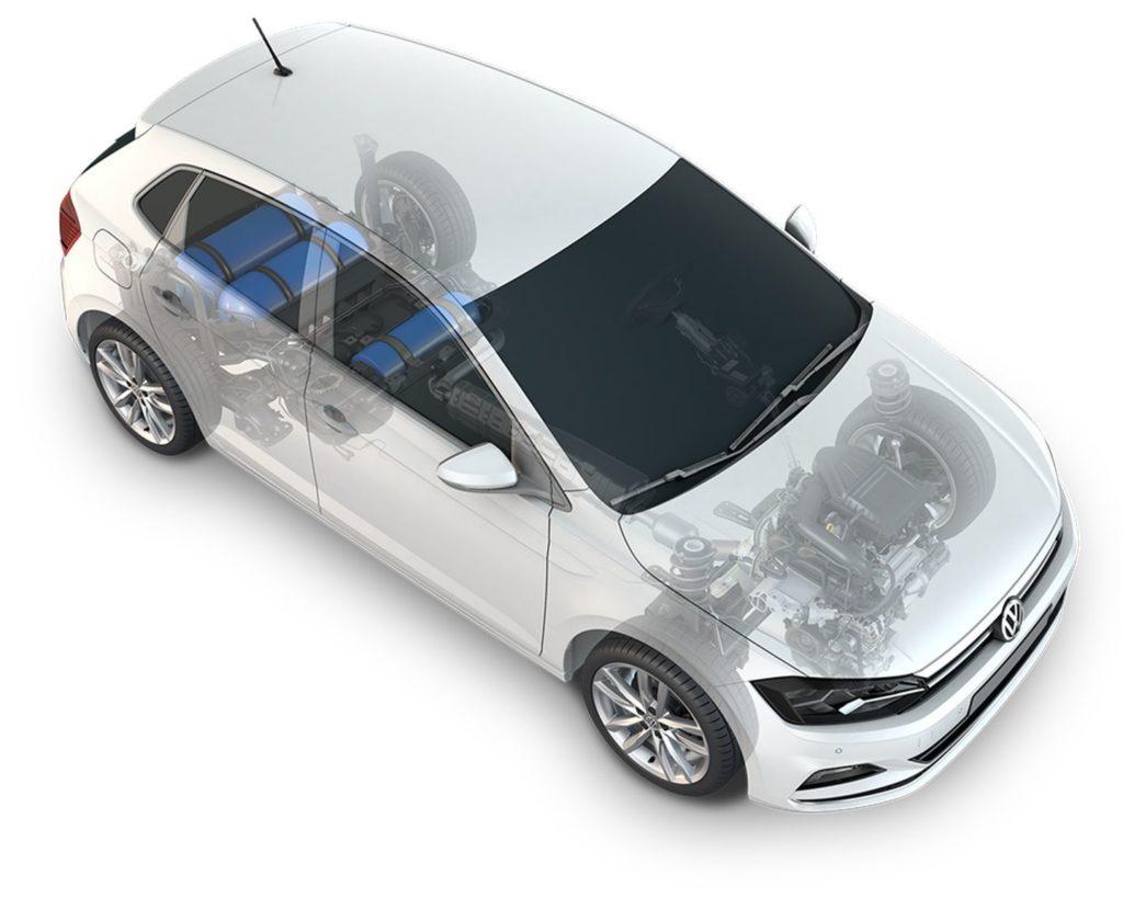 Las ventajas de apostar por un Volkswagen de GNC