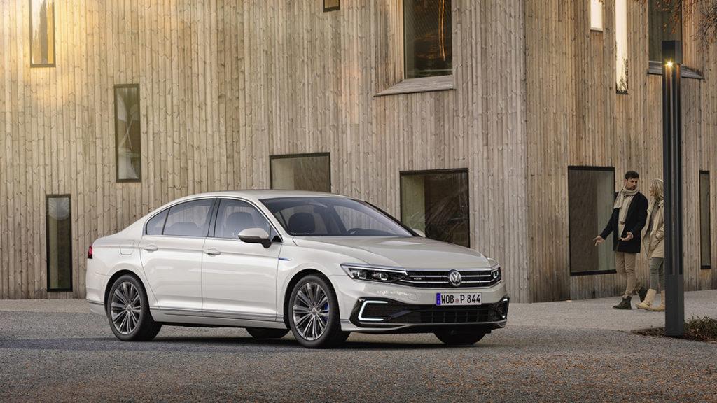 El nuevo Volkswagen Passat 2019 apuesta por la tecnología