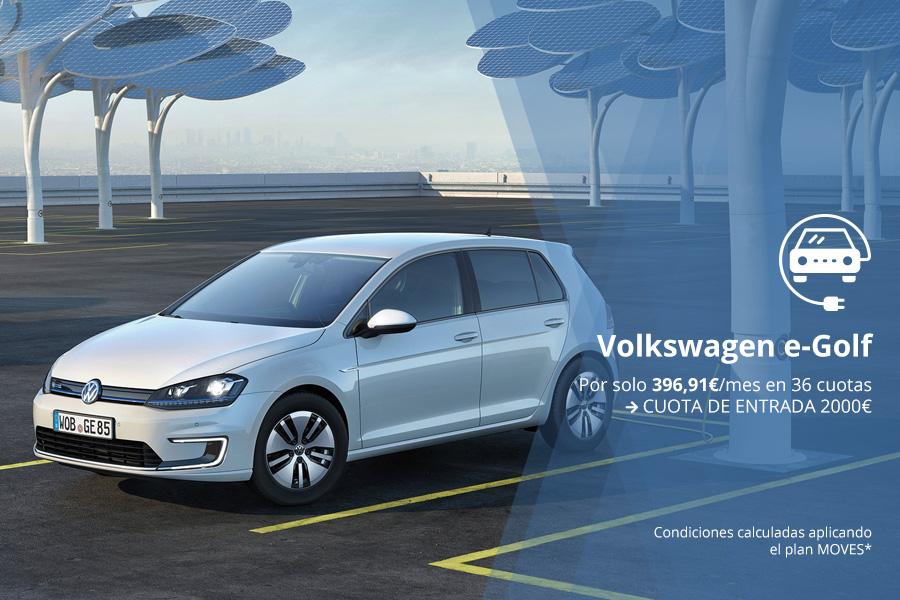 El Volkswagen e-Golf es más que un coche eléctrico