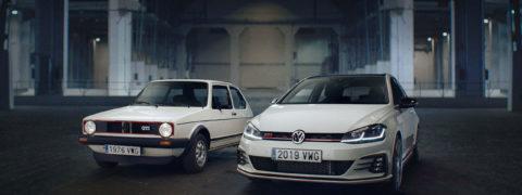 Volkswagen Golf GTI The Original, un homenaje al pionero
