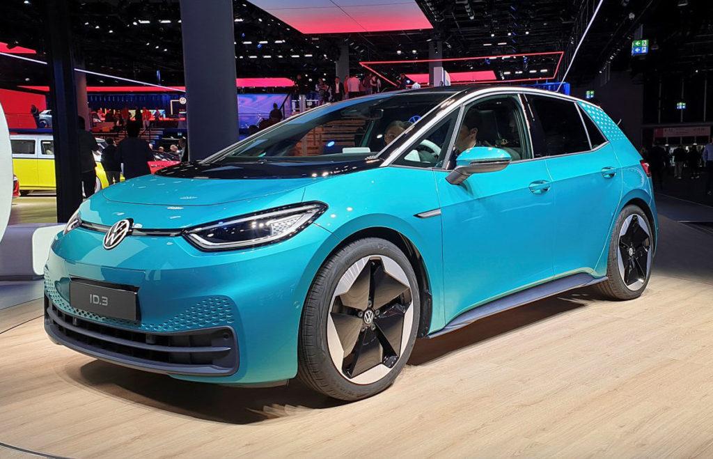 Novedades de Volkswagen en el Salón de Frankfurt 2019