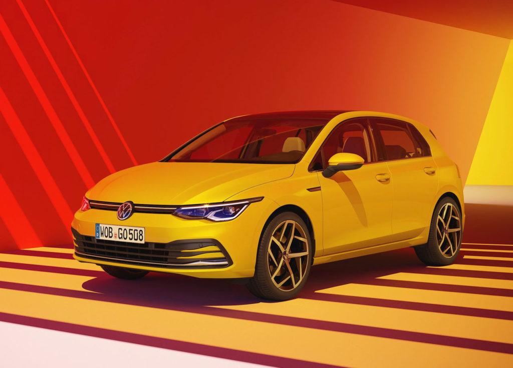 Presentada la octava generación del Volkswagen Golf