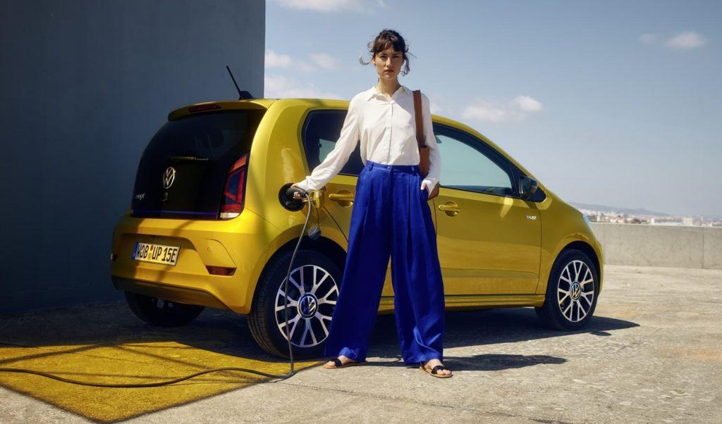 El retorno del Volkswagen e-Up! ya es una realidad