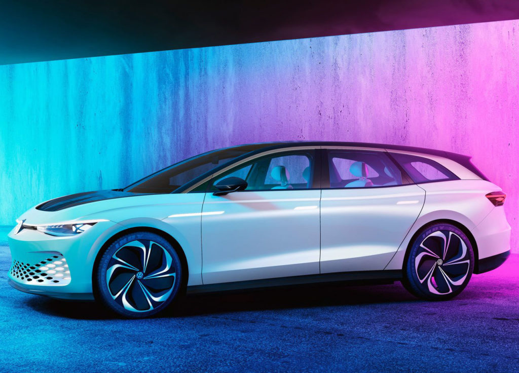 Volkswagen ID. Space Vizzion: anticipando el futuro de los familiares