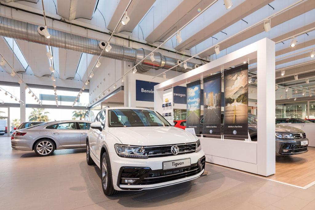 Los servicios y ventajas del renting de vehículos