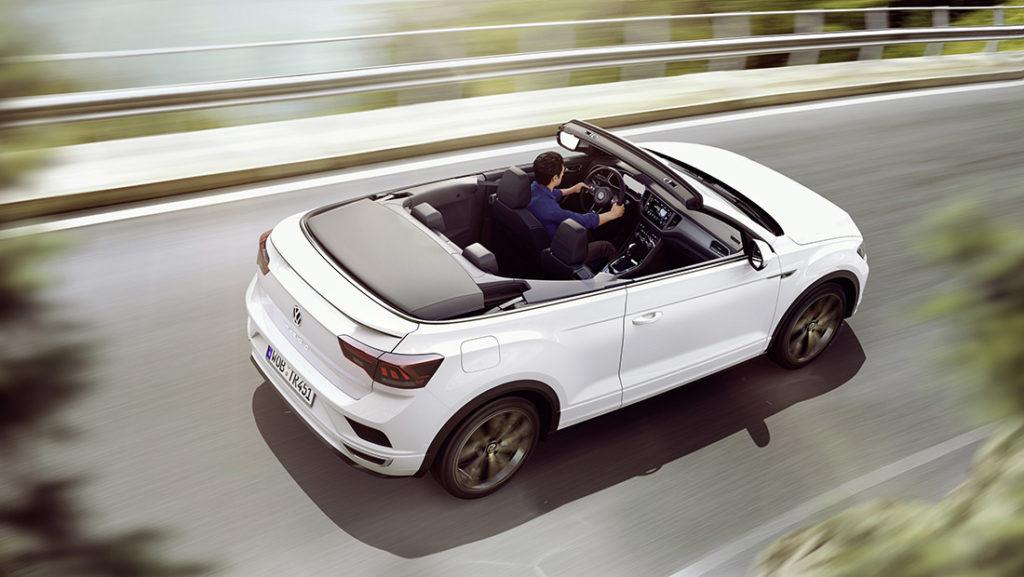 Llega el nuevo Volkswagen T-Roc Cabrio: el cielo es el límite