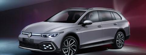 Nuevos Volkswagen Golf Variant y Alltrack