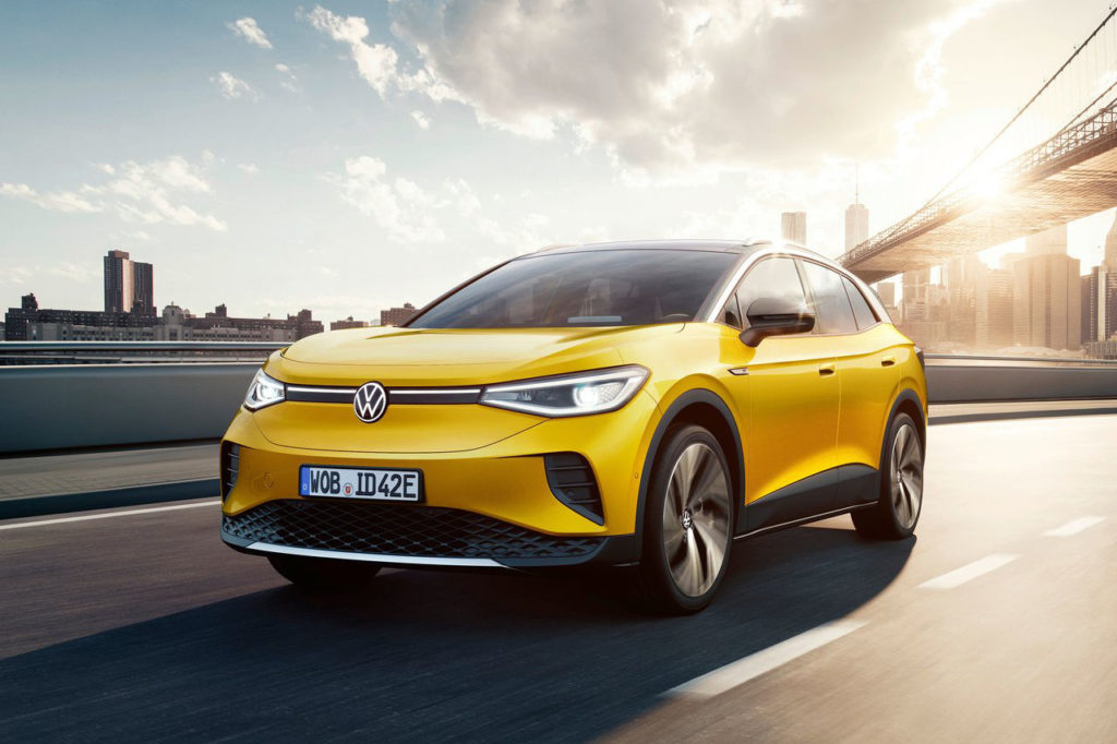 Los Volkswagen ID. ahora se actualizan de manera continua y online