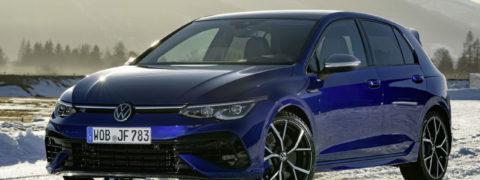 El nuevo Volkswagen Golf R alcanza nuevas cotas de rendimiento