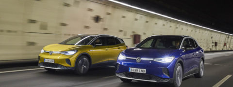 El Volkswagen ID.4 obtiene las cinco estrellas Euro NCAP