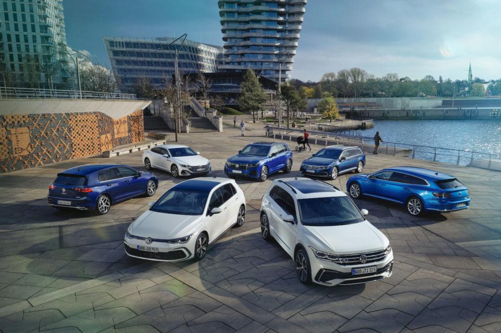 Volkswagen presenta la gama de híbridos enchufables más completa del mercado