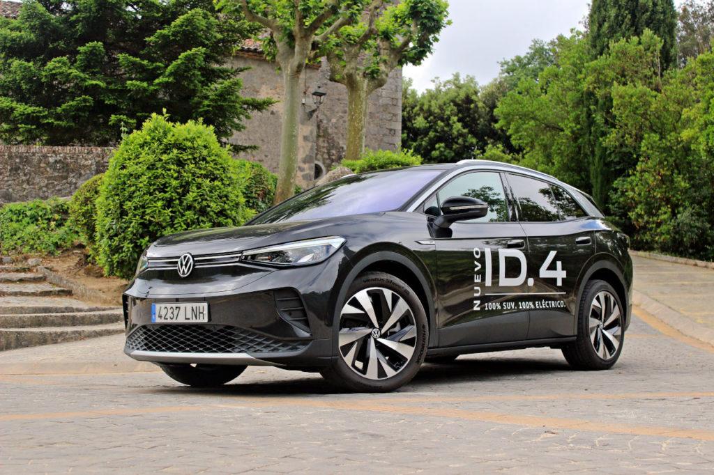 Prueba del nuevo Volkswagen ID.4 en Motorsol