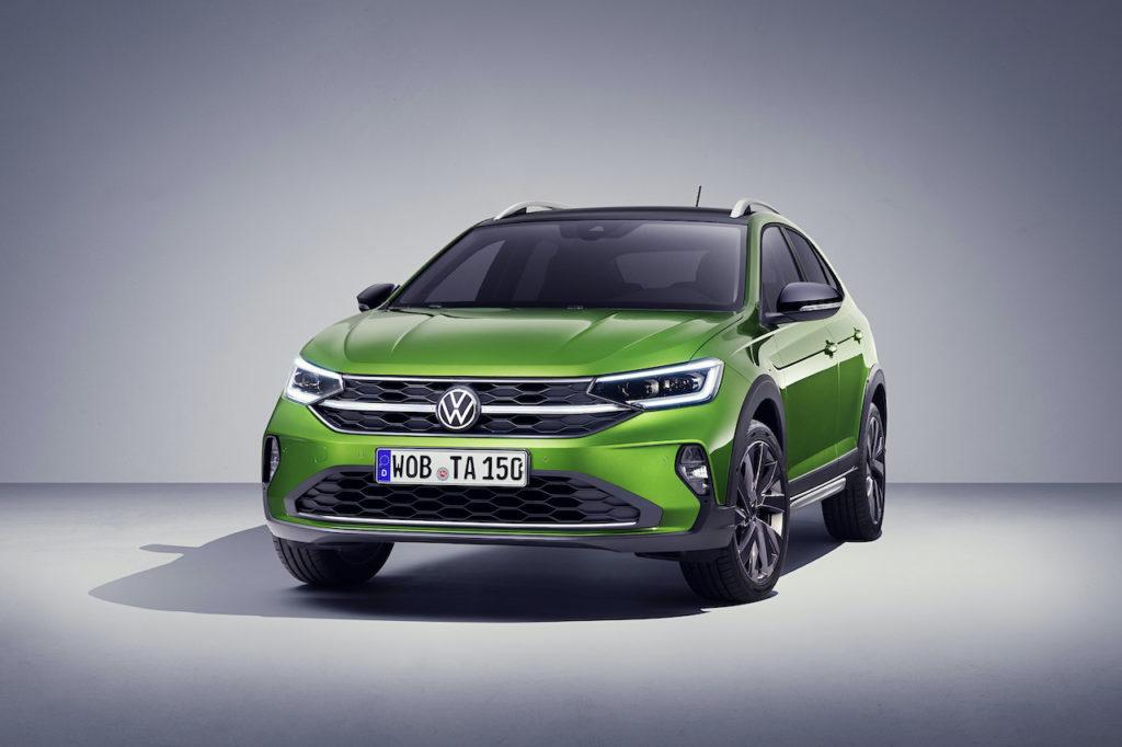 Nuevo Taigo: así será  el primer SUV coupé compacto de Volkswagen