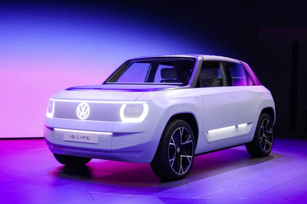 Volkswagen ID. LIFE: el compacto 100% eléctrico, 100% digital