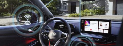Volkswagen introduce las actualizaciones de software Over-The-Air en toda la gama ID.